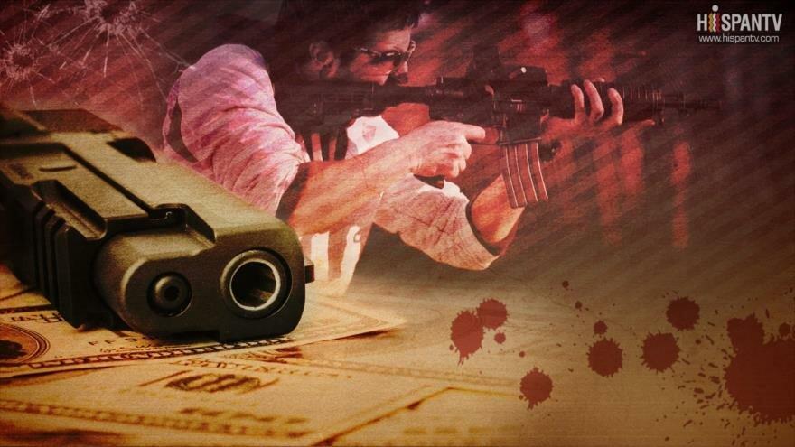 Pasatiempo estadounidense: Armas de fuego