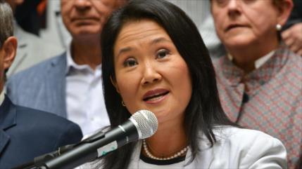 Expresidente Humala dice que hija de Fujimori gobierna al Perú