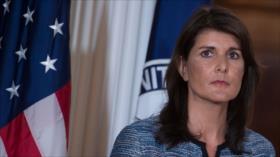 EEUU critica a grupos pro DDHH por 'aliarse' con Rusia y China