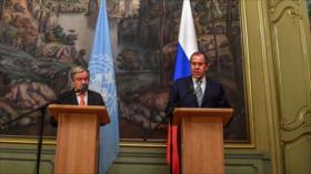 Rusia, escéptica con informe de ONU sobre Guta Oriental de Siria