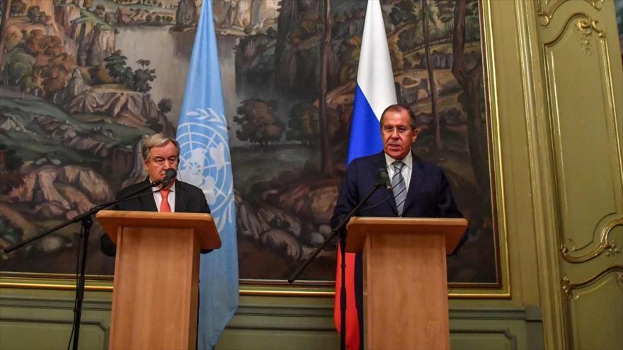 Rusia cuestiona la veracidad del informe de ONU sobre crímenes en Guta