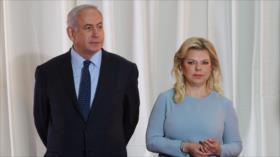 La esposa de Netanyahu, inculpada por fin de 'fraude sistemático'