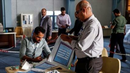 Irak recontará manualmente votos de las elecciones legislativas