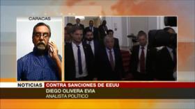 Olivera Evia: EEUU golpeará el mercado petrolero de Venezuela