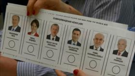 Turcos se preparan para celebrar las elecciones