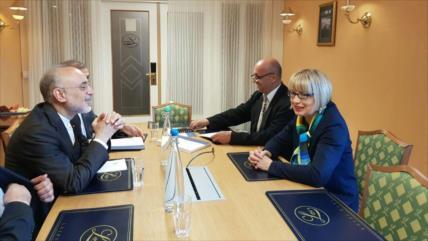 UE: 100 compañías iniciarán conversaciones de negocio con Irán