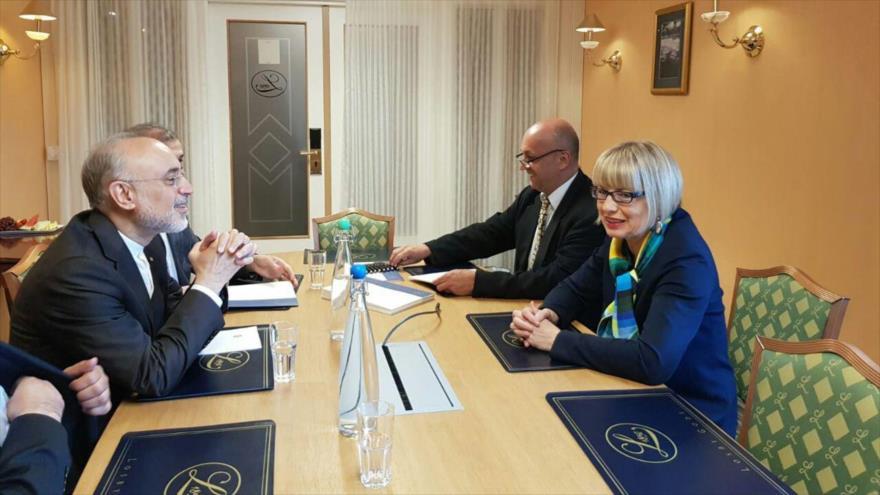 Unión Europea: 100 compañías iniciarán diálogos de negocio con Irán