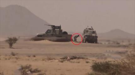 Ejército yemení repele ataque saudí a aeropuerto de Al-Hudayda