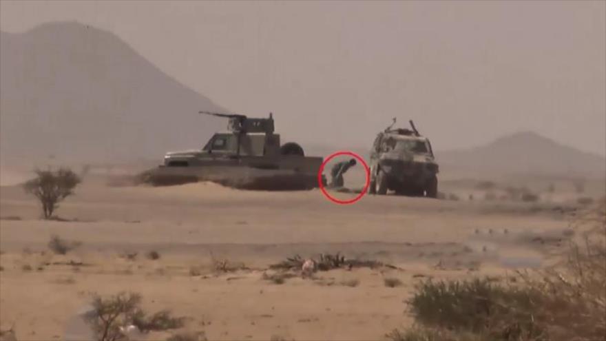 Vídeo: Ejército yemení repele ataque saudí a aeropuerto de Al-Hudayda