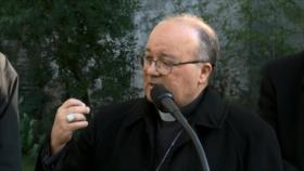 Piden sanciones contra sacerdotes que abusan de menores en Chile