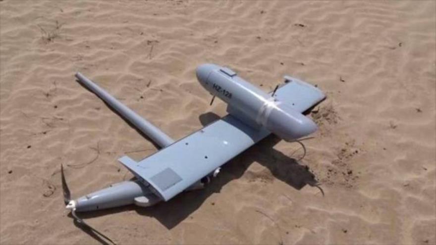Yemeníes derriban un dron espía emiratí en una zona fronteriza