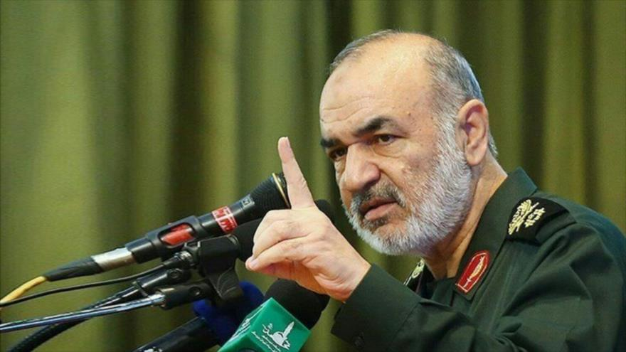 General iraní: Una guerra con Irán tendrá consecuencias mundiales