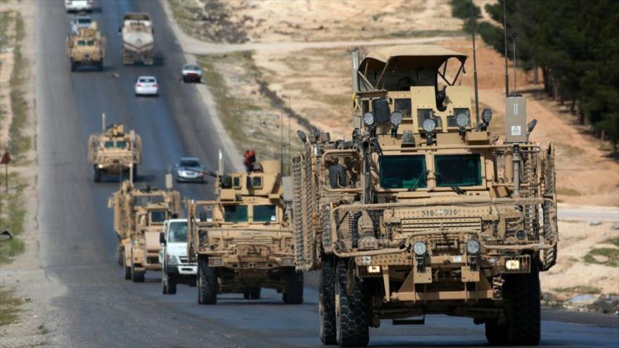 EEUU, a punto de finalizar la construcción de nueva base en Siria