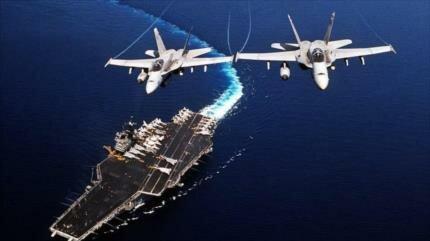 EEUU dice ser objeto de 20 ataques con láser de China en Pacífico