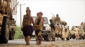 Ansarolá toma a 'mercenarios saudíes' dos áreas en oeste de Yemen