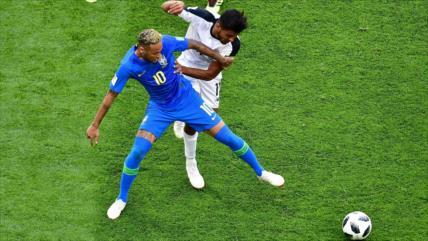 2-0: Brasil derrota a Costa Rica y se acerca a octavos de final