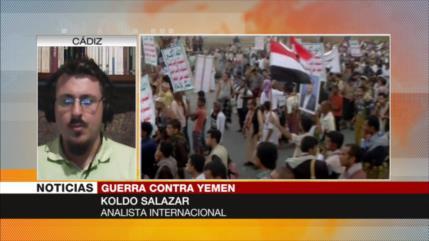 Koldo Salazar: Ataque a Al-Hudayda, la peor derrota saudí en Yemen