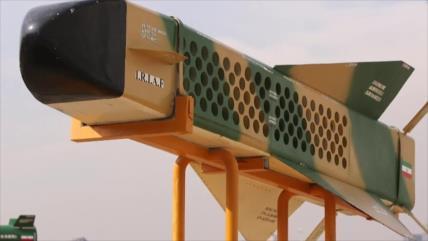 Kite; nuevo misil iraní que puede portar unas 170 mini bombas