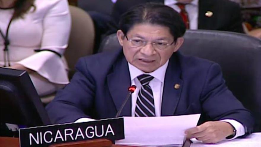 Gobierno de Nicaragua ve 'sesgado' el informe final de la CIDH