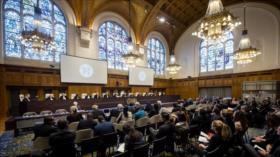 La Haya estudiará en octubre bloqueo de activos iraníes por EEUU