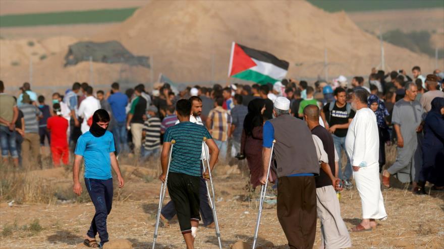 Israel amenaza a Gaza con la guerra de continuar las protestas palestinas