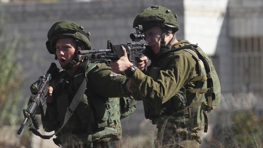 Policía israelí hiere de bala a un palestino en Cisjordania