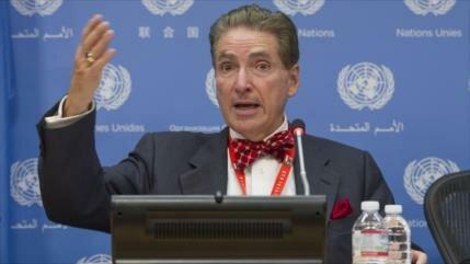 """""""Informe de ONU sobre DDHH en Venezuela carece de neutralidad"""""""