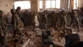 Ejército sirio repele ataque de 1000 terroristas