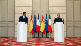 """Francia y España abogan por """"centros cerrados"""" para inmigrantes"""