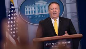Pompeo: la ira de EEUU no implica una acción militar contra Irán