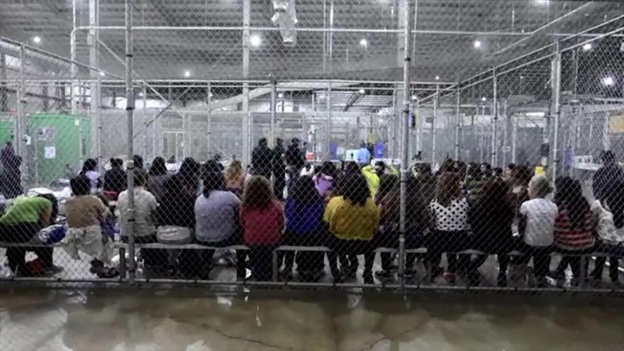 Niños hondureños sufren separación de sus padres