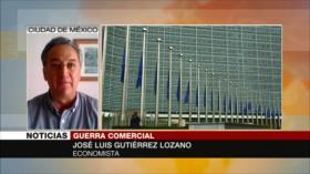Luis Gutiérrez: EEUU busca mejorar posición de dólar con aranceles