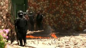 Inseguridad asedia Nicaragua tras inicio de protestas de la oposición