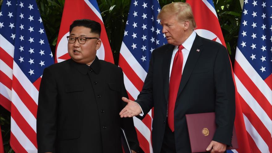 EEUU aplica la política de 'palo y zanahoria' para presionar Pyongyang