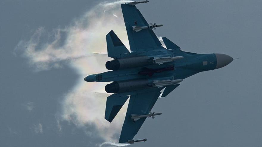 Ejército sirio avanza en el sur apoyado por Fuerza Aérea rusa