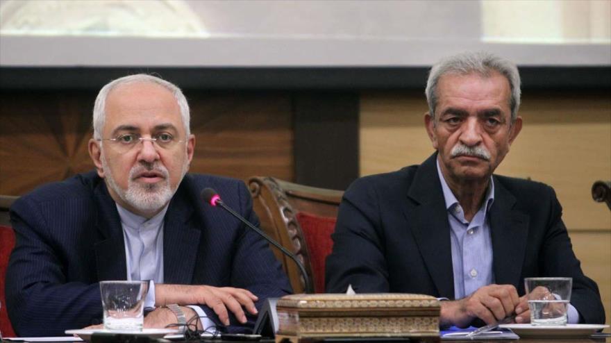 Irán: Objetivo de EEUU es que Teherán salga de acuerdo nuclear