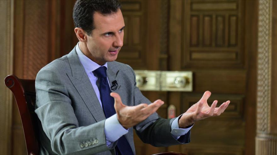 ¿Por qué Al-Asad ni siquiera considera negociar con EEUU?
