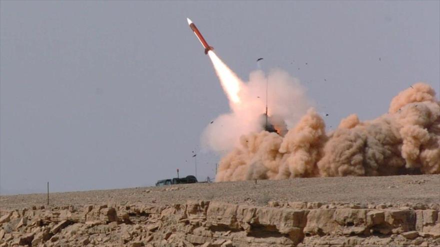 Vídeo: Disparo sin éxito de un misil Patriot israelí hacia Siria