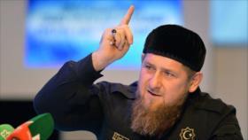 Líder checheno a enemigos de Rusia: No repitan errores de Hitler