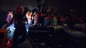 Barcelona se ofrece como 'puerto seguro' para migrantes náufragos