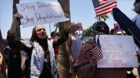 Huelga de hambre en EEUU por la política antiinmigrantes de Trump