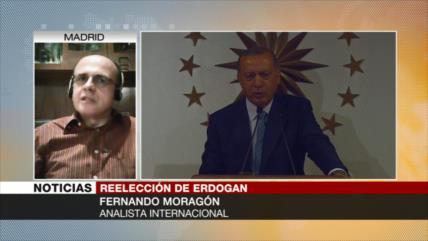 Fernando Moragón: Nuevo Gobierno turco se aleja aún más de EEUU