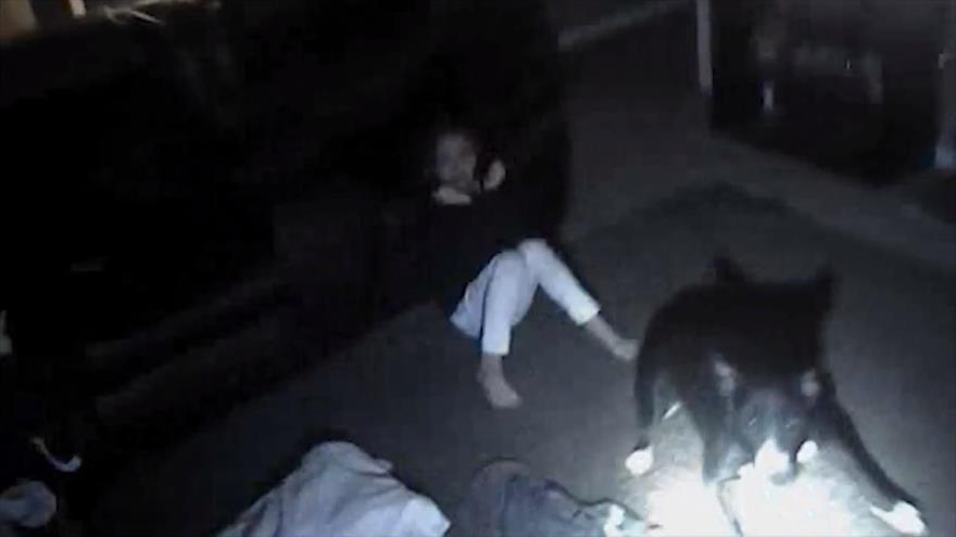 Vídeo: Un policía de EEUU dispara a una niña de 9 años