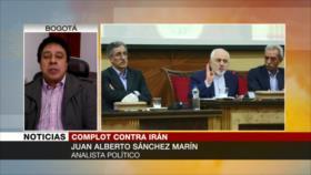 Sánchez Marín: EEUU por su crisis interna necesita guerras