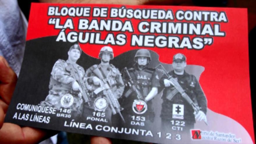 Siguen las amenazas a sindicalistas en Colombia