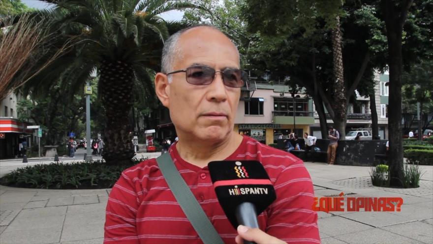 ¿Qué opinas?: Inseguridad y violencia en México