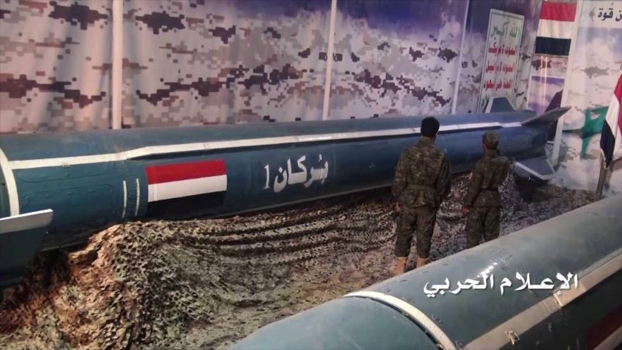 Yemen ataca con misiles centros gubernamentales en Riad