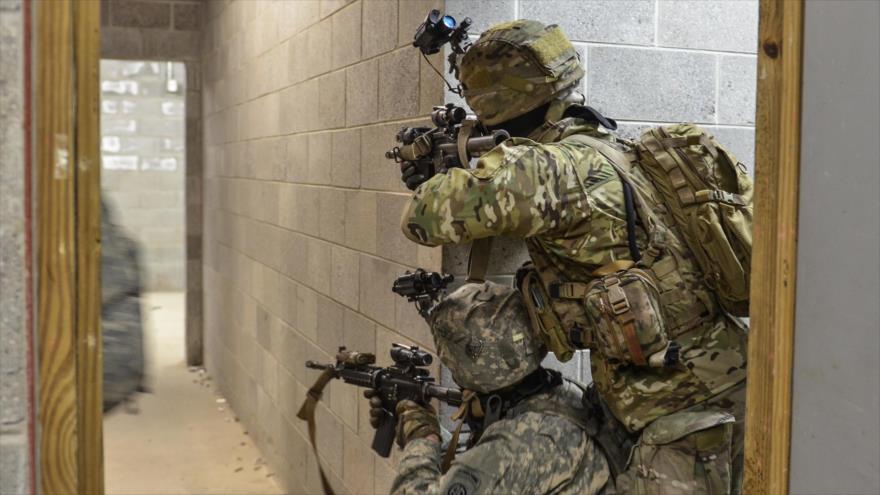 EEUU entrena para 'guerra subterránea' con Rusia, China y Norcorea