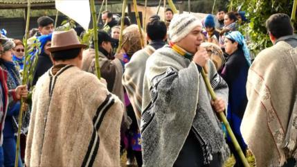 El pueblo mapuche celebra su año nuevo