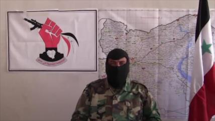 Grupo armado sirio llama a rebelarse contra EEUU en Manbiy